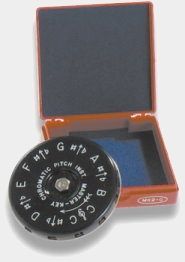 The Master Key Chromatic Pitch Pipe